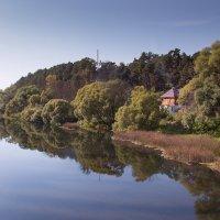 река Протва. г. Боровск :: Эльмира Суворова