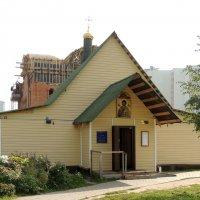 Церковь Татианы в Люблине. :: Александр Качалин