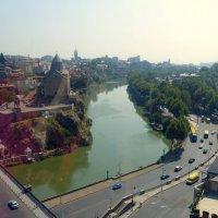 Тбилиси, вид с канатной дороги. :: Игорь