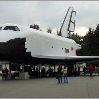 Макет космического корабля «Буран БТС-001» :: Мария Соколова