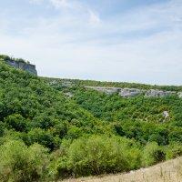 Бахчисарайский Свято-Успенский монастырь :: Денис Кулик