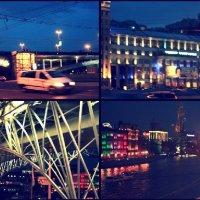 Ночная Москва :: Олег88 Куб