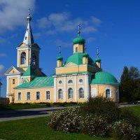 Введено-Оятский женский монастырь :: Ирина Михайловна