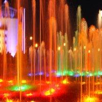 Веселые фонтаны :: Кэтрин Ли