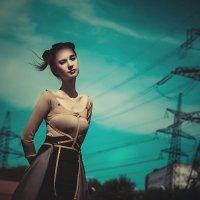 nowhere blue sky :: Лика Чекалова