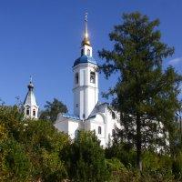 Иоанно-Богословский Череменецкий мужской монастырь :: Денис Матвеев