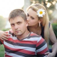 На фото: Дмитрий и Анастасия :: Владислав Беккер
