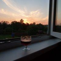 закат :: Надя Попова