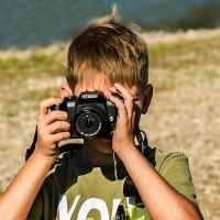 Юный фотограф :: Степан Сафонов