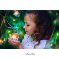 Настенька и сны о летних вечерах... :: Tatiana Treide