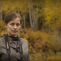 Осенний портрет :: Алексей Снедков