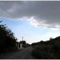 Небо над дачами 15 сентября в 15 часов... :: Тамара (st.tamara)