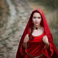 Melisandre cosplay :: Елена Полянская