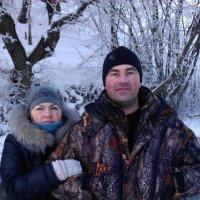 Мама с папой. :: Ангелина Фармер