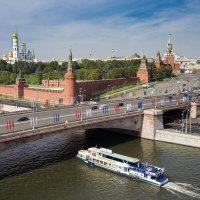 Открытка Москва :: Valery Penkin