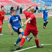 это футбол :: Борис Коктышев