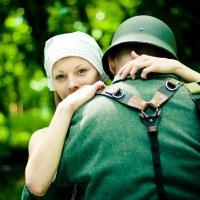 """Фотосет и съёмки клипа """"Лили Марлен"""" :: Dima Rann"""