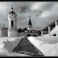 Коломенское зимой :: Nikanor