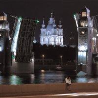 """""""Мосты величием красуясь, соединяют берега..."""" :: Елена Шторм"""