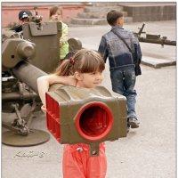 Когда пушка - игрушка... :: Кай-8 (Ярослав) Забелин