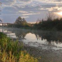 река Нача :: валерий капельян