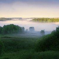 Река туманится :: Валерий Талашов
