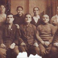 Родственники. 1940 год :: Нина Корешкова
