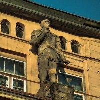 Тевтонский рыцарь :: Игорь Вишняков
