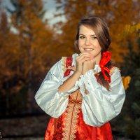 Тепло ль тебе девица, тепло ль тебе красная... :: Александр Рыжков