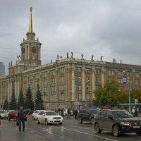 Екатеринбург_Площадь 1905года :: АлеКсей Балашовъ