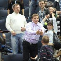 Привет ( мяч) от Михаила Южного :: Вячеслав