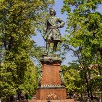 Памятник Петру I. :: Сергей Исаенко