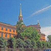 Михайловский замок :: alemigun