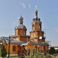 Цивильск. Монастырь :: Дмитрий Фадин