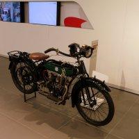 мотоцикл NSU :: Georg Förderer