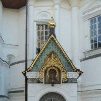 Церковь Романа Сладкопевца (в подклете) :: Александр Качалин