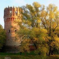 Осень у Новодевичьего :: Igor Khmelev