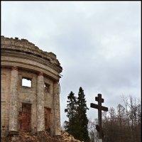 Руины Троицкой церкви :: Татьяна Петрова