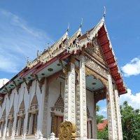 Таиланд. Корат. Старинный храм :: Владимир Шибинский