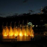 Струю фонтана :: Наталья Джикидзе (Берёзина)