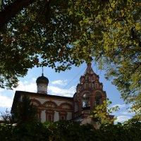 Храм Трех Святителей на Кулишках. :: Oleg4618 Шутченко