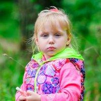 Обиженный ребёнок :: Анатолий Клепешнёв