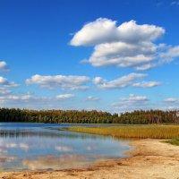 Озера грустящее безлюдье... :: Лесо-Вед (Баранов)