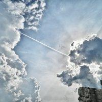 .....а дальше только небо... :: Светлана Игнатьева