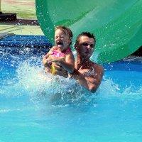 Вода дарит радость! :: Лариса Красноперова