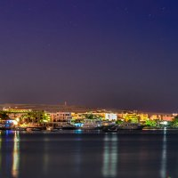 ночная Хургада :: evgeny ryazanov