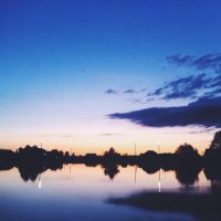 Самарская область, вечер :: Алина Филатова