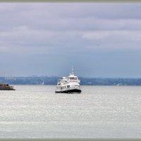 Возвращение белого парохода. :: Vadim WadimS67