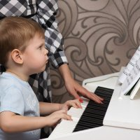 Урок музыки :: Александр Бакаев