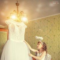 Платье невесты :: Юрий Лобачев